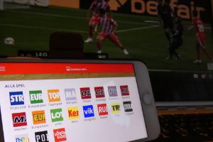 Pro4u tecknar ramavtal med Svenska Spel
