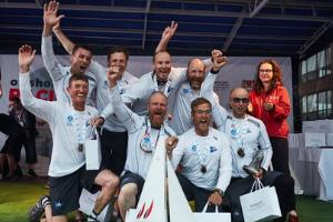 Vi gratulerar Team Pro4u till utmärkelsen Årets havskappseglare