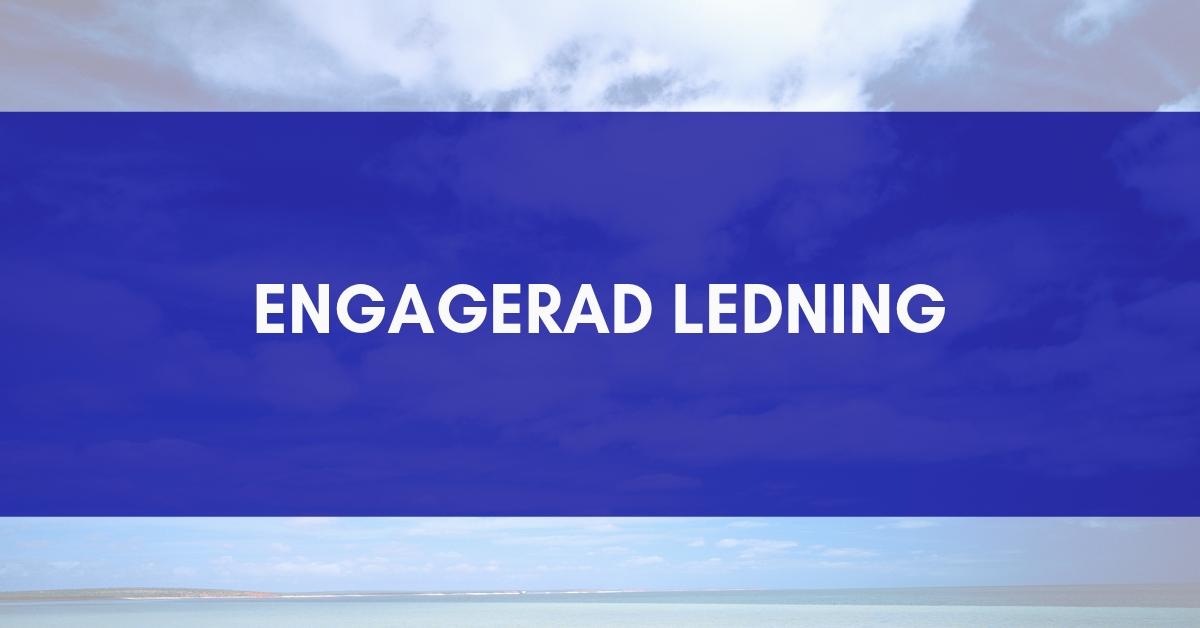 engagerad ledning