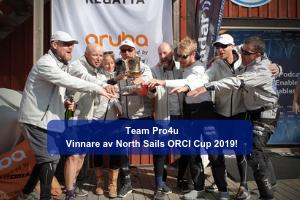 Grattis Team Pro4u till en fantastisk seglingssäsong 2019!