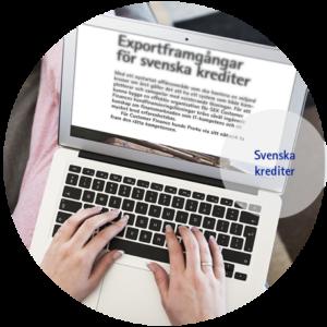 Kundcase Svenska Krediter